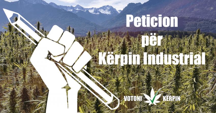 Peticion për Kërpin Industrial